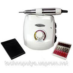 Фрезер для маникюра и педикюра Beauty Nail Master DM-502 Белый (719401218А)