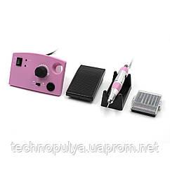 Фрезер для маникюра и педикюра Lina Nail Polisher DM-211 35000 об/мин Pink (K1010050308)