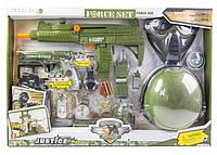 Детский набор Force Set военный спецназ с шлемом и маской 34320