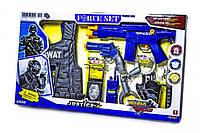 Детский набор полицейского Toys SWAT с бронежилетом 34270