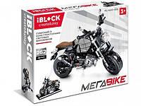 Конструктор мотоцикл iBlock Мegabike PL-920-189 262 деталі, фото 1