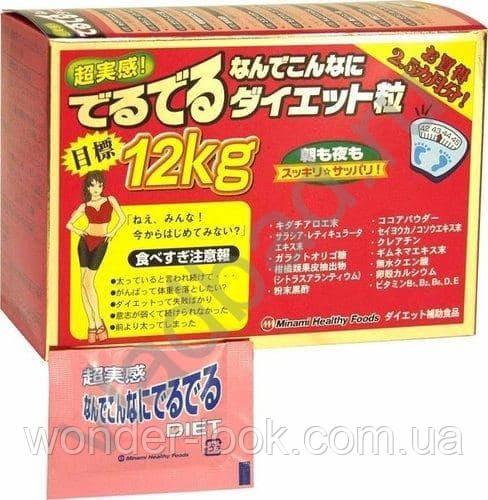 Витамины для похудения Minami 12kg