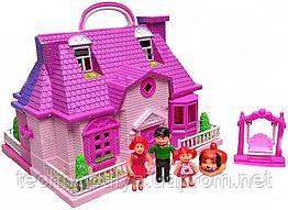 Будиночок для ляльок My Happy family Bambi (8039R)