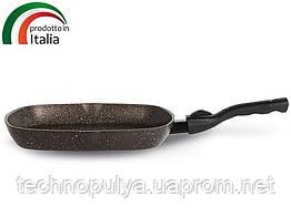 Сковорода TVS BUONGIORNO Induction 28х28 см, гриль (6374337)