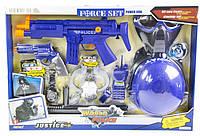 Детский набор полицейского Toys SWAT с каской и маской 34310
