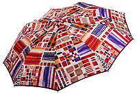 Жіночий зонт Zest Яскравий принт ( повний автомат, 9 спиць ) арт.23947-1, фото 1