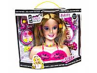 Кукла-манекен для причесок и макияжа