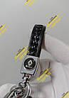 Брелок автомобильный кожаный (качественный) Renault (Рено), фото 2