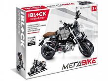 Конструктор мотоцикл iBlock Мegabike PL-920-189 262 детали