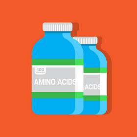 Окремі амінокислоти