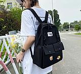 Рюкзак женский городской молодежный Комплект 108G, фото 4