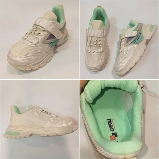 Кросівочки бежеві Jong Golf  розмір 32 33 34 35 36 37  фото