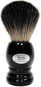 Помазок для бритья барсук Hans Baier 51011 Чёрный