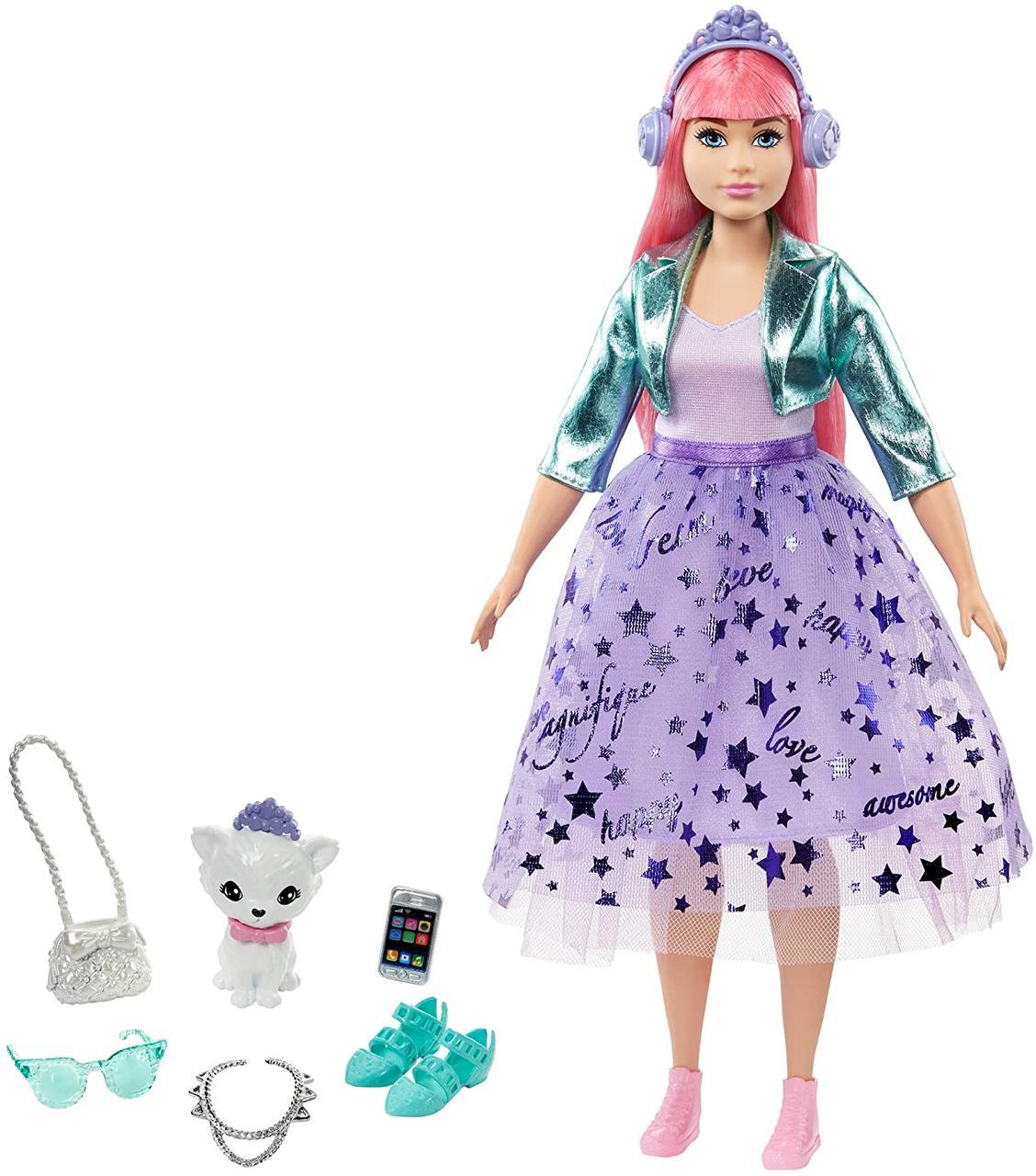 Лялька Барбі Пригода принцеси Дейзі Barbie Princess Adventure Daisy