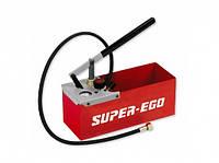 Ручной опрессовщик систем отопления SUPER-EGO TP25