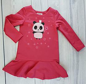 Платье для девочек Cимпатяшки Розовый, хлопок GABBI Украина