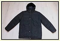 Куртка зимняя чёрная Masimar