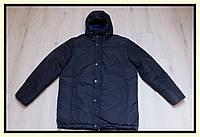 Куртка зимняя тёмно-синяя Masimar
