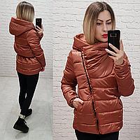 НЕДОРОГО модная демисезонная женская куртка  р. 42, 44, 46, 48 много расцветок!!!, фото 1