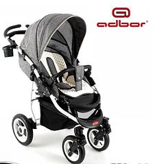 Прогулянкові коляски Adbor