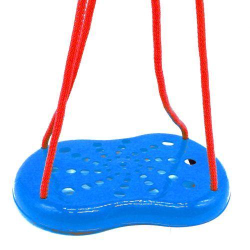 Качель-тарзанка подвесная (синяя) 5373