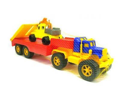 Машинка Автотрейлер 5162