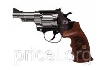 Револьвер флобера Alfa mod. 431 4 мм нікель/дерево ( 144943/9 )