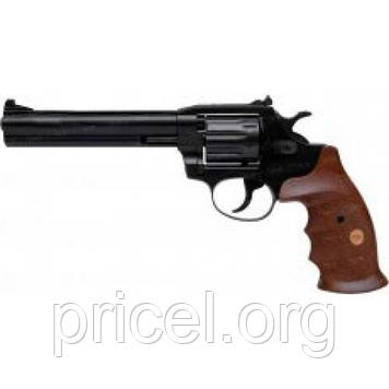 Револьвер флобера Alfa mod.461 4 мм ворон/дерево ( 144922/9 )