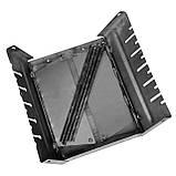 Мангал - чемодан 2 мм на 6 шампуров 370х350х160мм + Чехол + Набор шампуров, фото 5