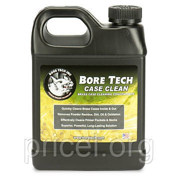 Средство для чистки гильз Bore Tech Cartridge Cleaner 32 oz/946 мл концентрат (BTCS-21032)