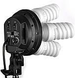 Набір постійного студійного світла Prolighting (50x70 див.+ Лампи 65 Вт.), фото 5