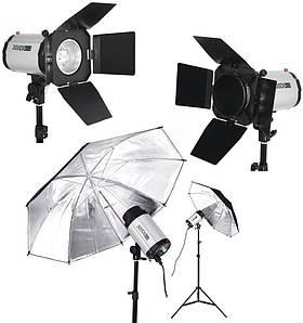 Набір імпульсного світла FST 300Дж з фотозонтами (CA9007/2)