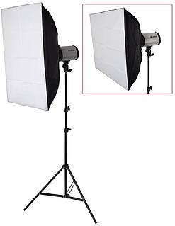 Набір імпульсного світла FST 300DI c софтбоксом (CA9007/3)