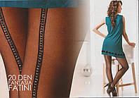 Intrigo Fatini 20 DEN колготки с рисунком шов из люрекса