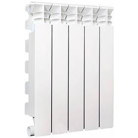 Радиатор алюминиевый Nova Florida Libeccio C2 500/100 5 секций 869W