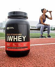 Протеин Gold Standart 100% Whey Optimum Nutrition 907g
