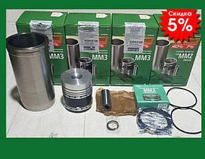 Поршневая группа ЮМЗ 6,  МТЗ 80 Д-65 Д240 Д243 Россия (полный комплект), фото 2