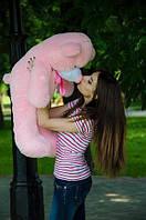 Плюшевий ведмедик Рожевий 100 див.