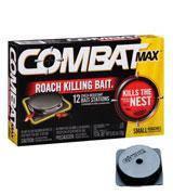 Захист 12 місяців від Тарганів Пастки COMBAT MAX.(12 шт) Пастки Комбат Макс, Combat диски. Оригінал 100%.