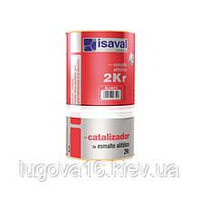 Полиуретановая двухкомпанентная эмаль 2 КР (4 л) сатин