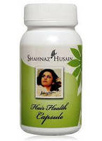Капсулы для укрепления волос Шахназ Хусейн, Shahnaz Husain Hair Health Capsule, 60 капсул