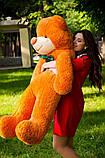 Плюшевий ведмедик колір: Капучино - 140 див., фото 3
