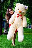 Плюшевий ведмедик колір: Капучино - 140 див., фото 7