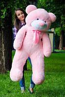 Плюшевий ведмедик колір: Рожевий - 140 див., фото 1