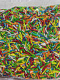Посипка кондитерська класична паличка 100 грам, фото 9
