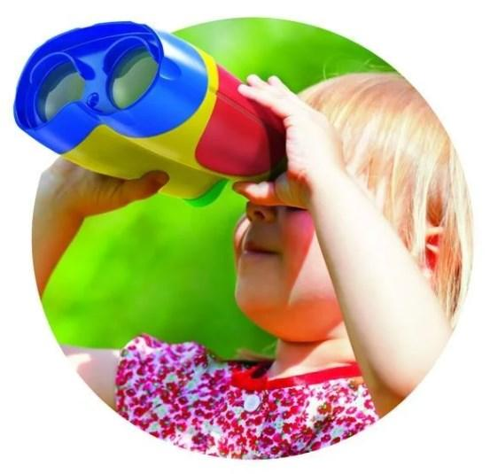 Детские игрушечные оптические приборы