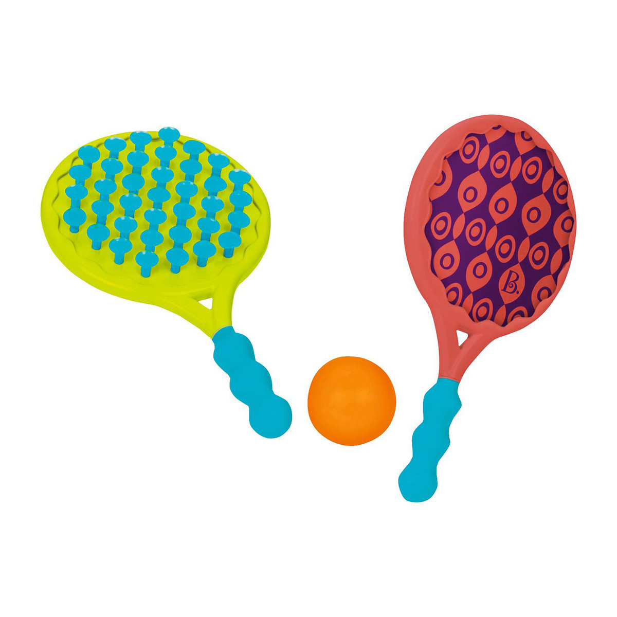 Дитячі ракетки для пляжного тенісу, 2 шт, Battat