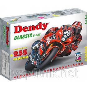 Игровая приставка Dendy Classic 255 игр (все хиты!)