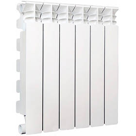 Радиатор алюминиевый Nova Florida Libeccio C2 500/100 6 секций 1024W
