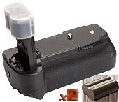 Аналог Canon BG-E2 + (Phottix BP-40D Premium) + 2x BP-511a. Батарейная ручка для Canon EOS 20D/30D/40D/50D, фото 1